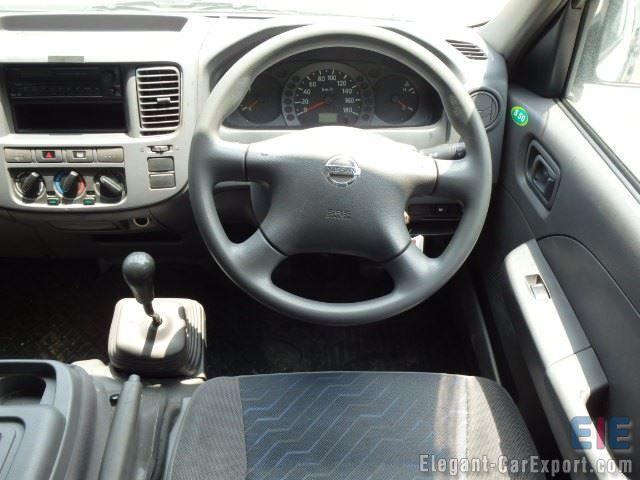 Japan Used Nissan Caravan Van KR VWE252005 SN2102
