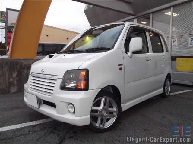 japan used suzuki wagon r ta sn2085