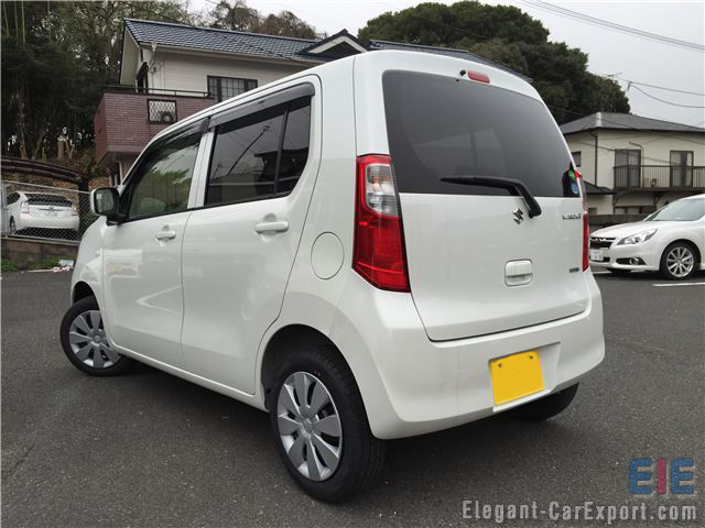 japan used suzuki wagon r dba sn2090